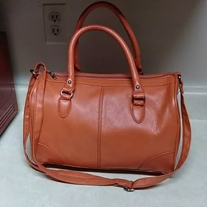H&M Orange Purse